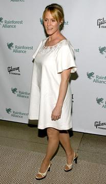La actriz Mary Stuart Masterson tuvo a su primer hijo a los 43 años