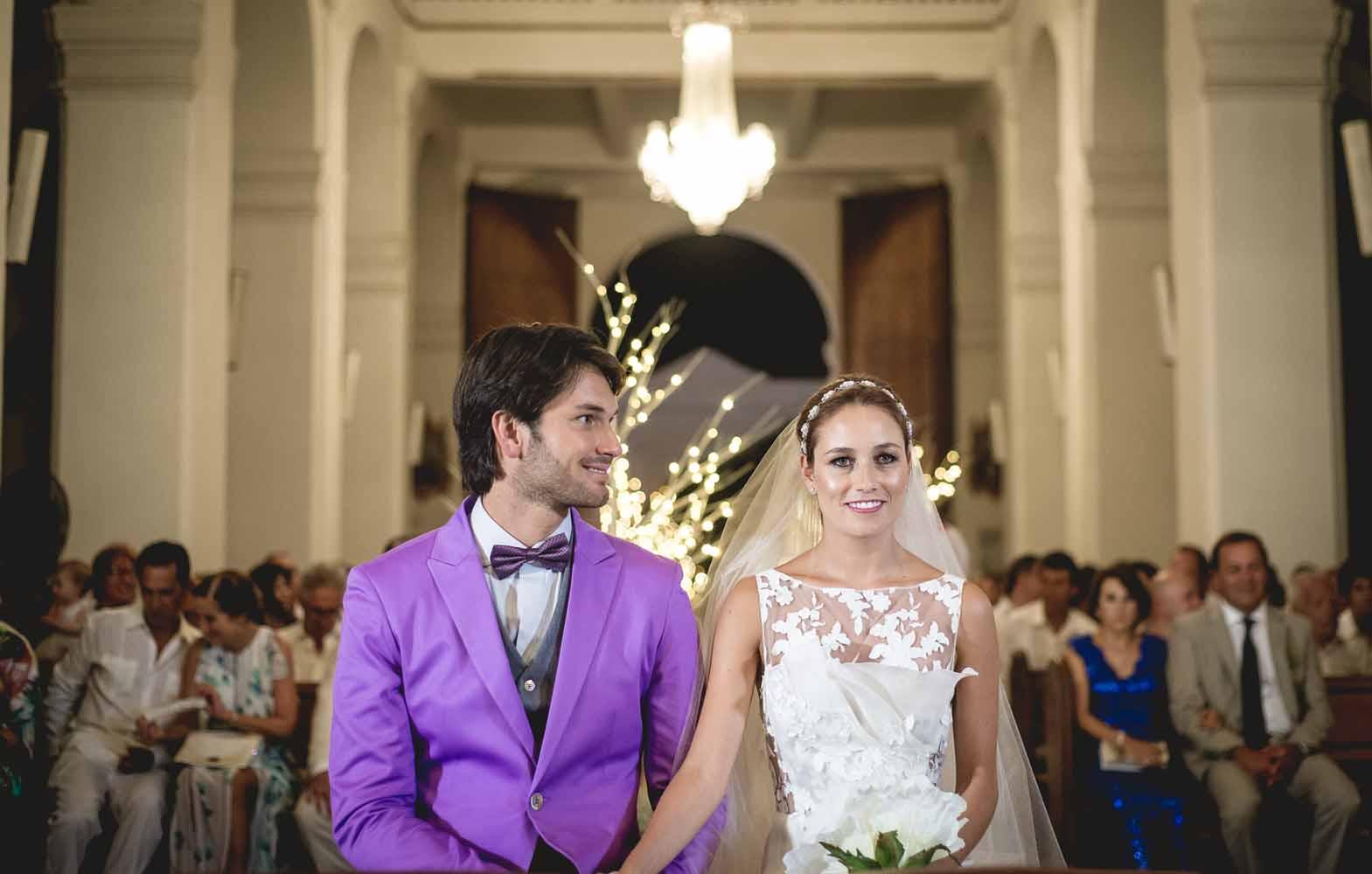 Camilo y Paula se conocieron desde la época de colegio cuándo ella estudiaba en el Colegío Santa María y en el Gimnasio Campestre, pero no se hicieron novios.