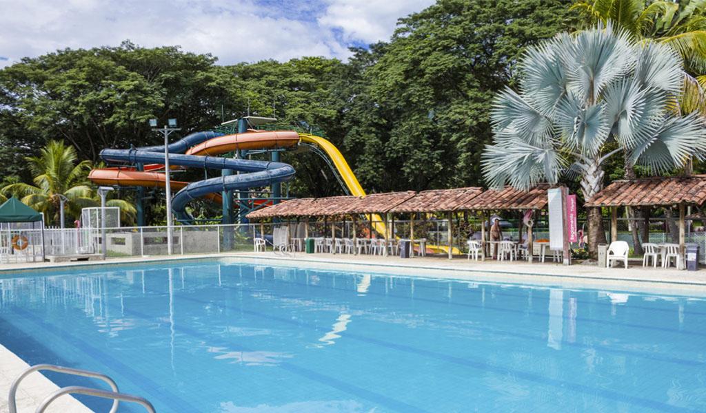 Una alternativa para acampar y disfrutar de la recreación, el turismo y el deporte que ofrece esta sede.