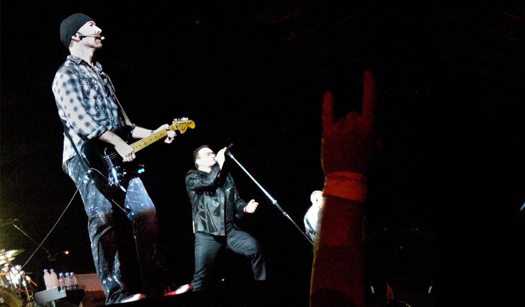 U2 ayudará a damnificados por el terremoto en México