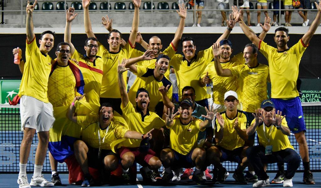 ¿Qué beneficios tiene la nueva Copa Davis para Colombia?