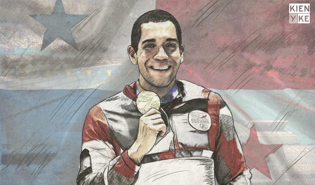 Edgar Crespo, perseverancia que vale oro