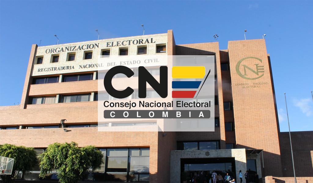 Posesión de los nueve magistrados del CNE