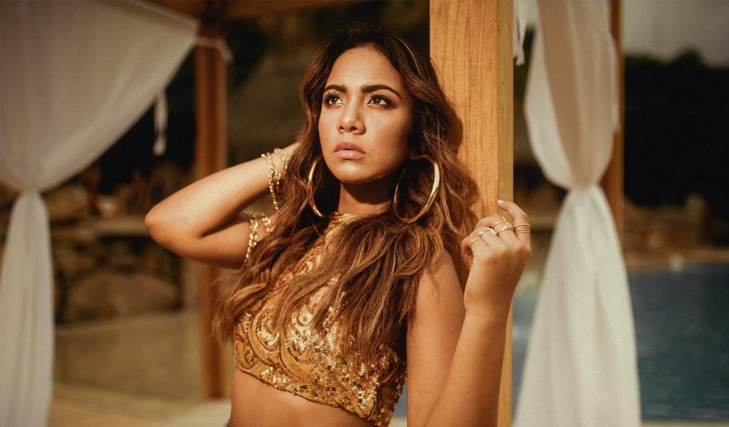 Diana K presenta su nuevo sencillo 'Sola'