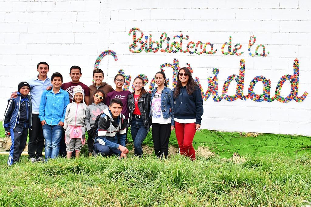La biblioteca que hace realidad los sueños en Ciudad Bolívar