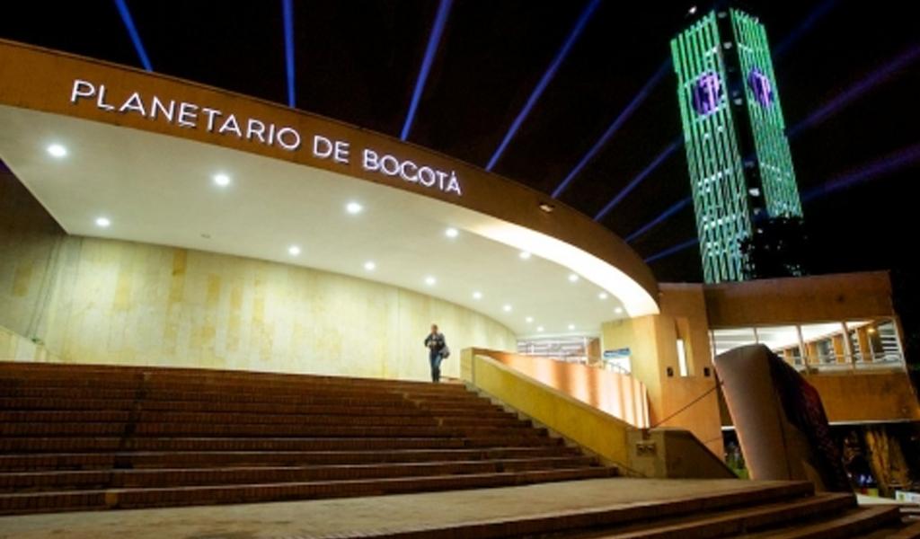 Los 50 años del planetario de Bogotá