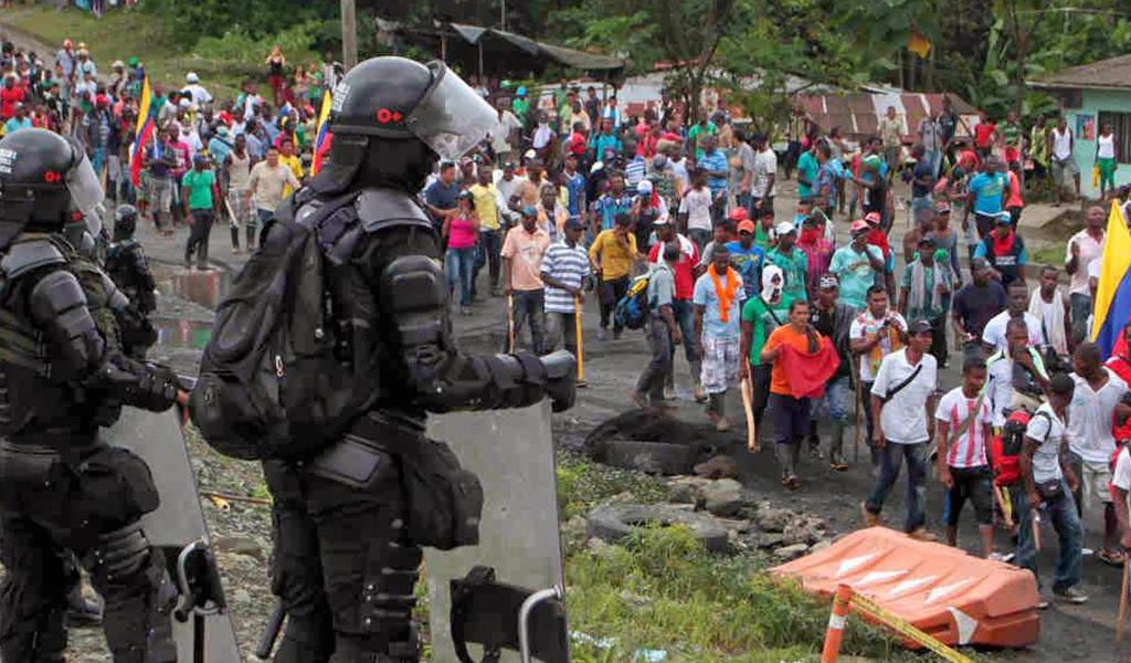 Atacan a la Defensoría del Pueblo en el Cauca