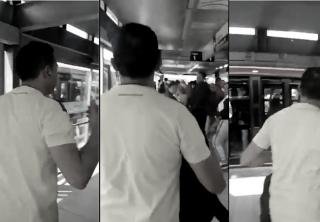 Mujer graba el momento en el que es abusada en Transmilenio